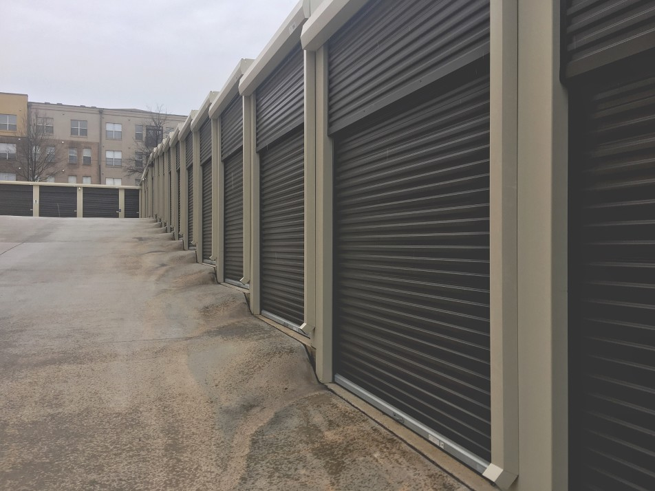 storage unit in london